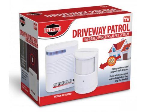 U.S. Patrol TV3731