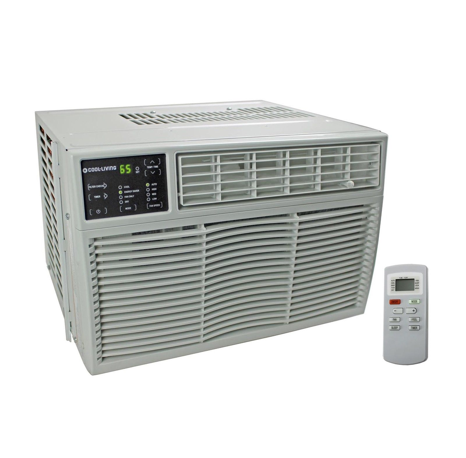 Cool living cl wac 15 electronic window air conditioner for Window unit air conditioner malaysia