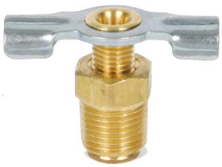 Drain Cock 1//8 Npt K-T Industries 6-5465
