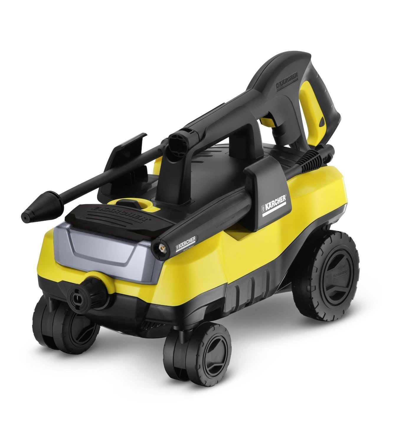 Karcher K 3.000  sc 1 st  Sutherlands & Karcher K 3.000 Follow Me 1800-Psi Electric Pressure Washer at ...