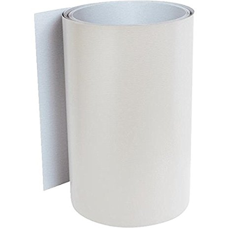 Kaycan 0331 01 24 Inch X 50 Foot White Aluminum Flatstock