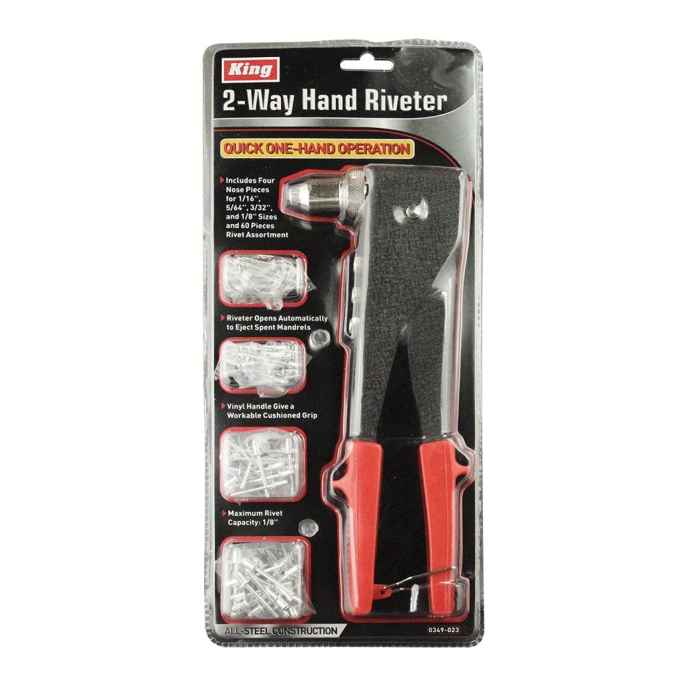 King Tools & Equipment 0349-0