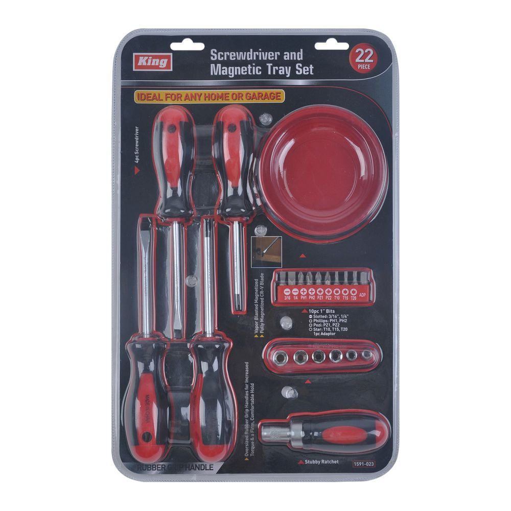 King Tools & Equipment 1591-0