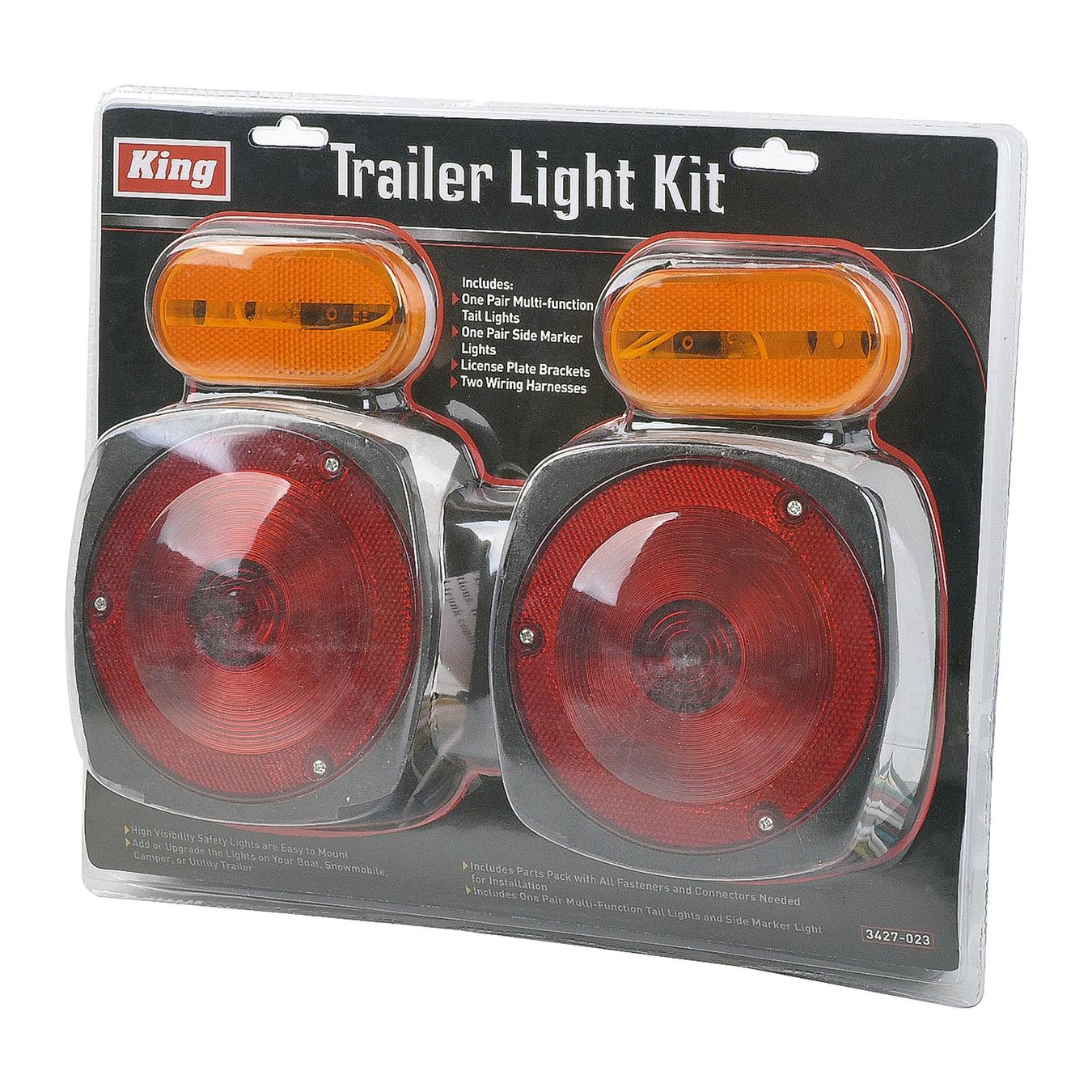 Wiring Trailer Marker Lights