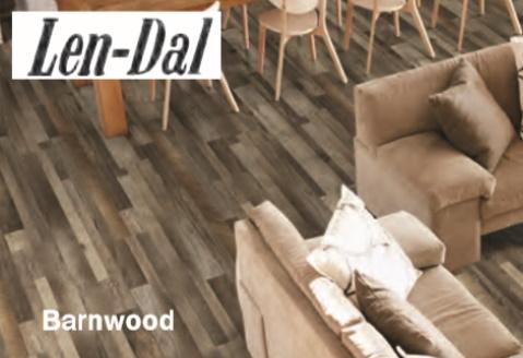 Len Dal Carpets RUGGED PLUS 5.5
