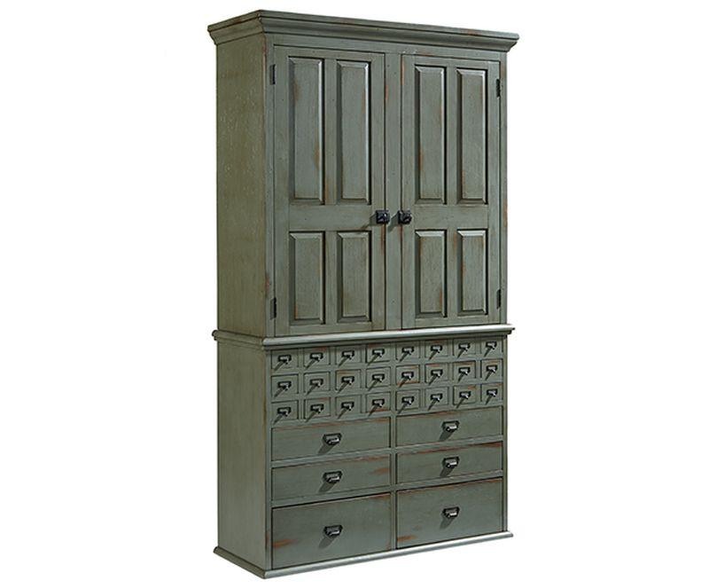Magnolia Home 2010723z Patina File Cabinet Armoire Hutch