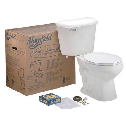 Mansfield Plumbing PROFIT#1WH
