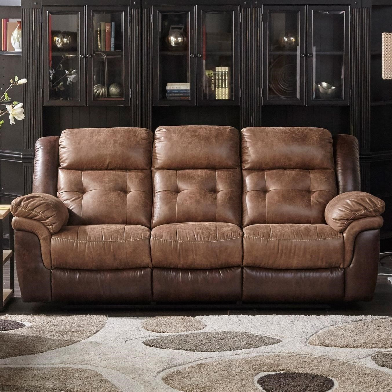 Man Wah XW5156M Cheers Sofa Houston Dual Two-Tone