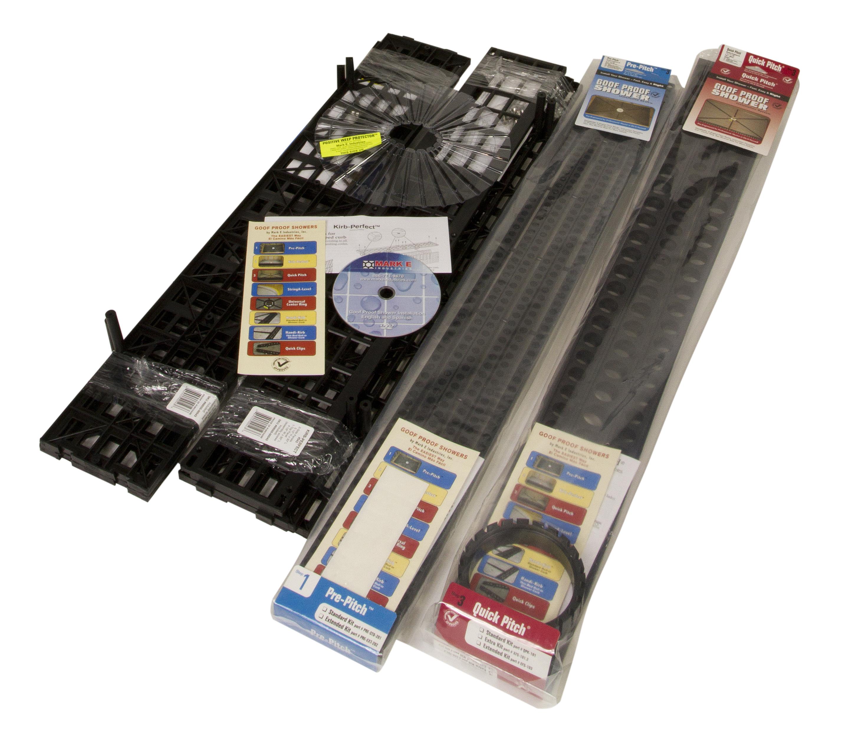 Mark e industries inc ssk 401 standard shower kit at for Sutherlands home kits