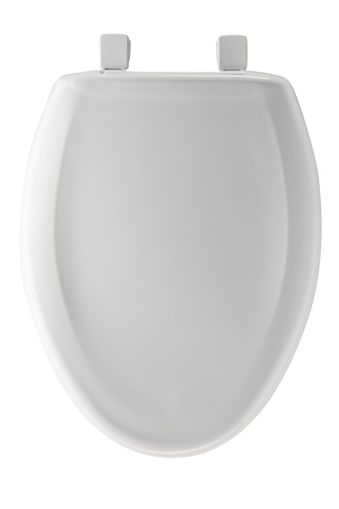 Phenomenal Elongated Plastic Whisper Close Toilet Seat White Gmtry Best Dining Table And Chair Ideas Images Gmtryco