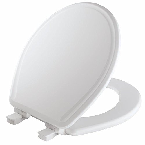 Miraculous White Molded Wood Slow Close Toilet Seat Caraccident5 Cool Chair Designs And Ideas Caraccident5Info