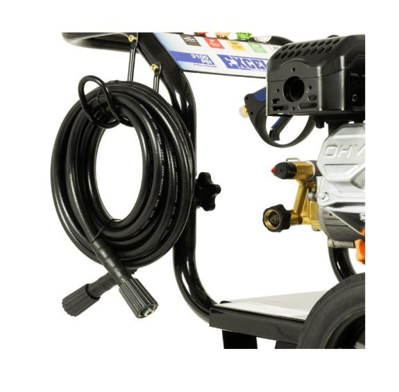 3100-Psi 2 8-Gpm 212cc Ohv Gas Pressure Washer