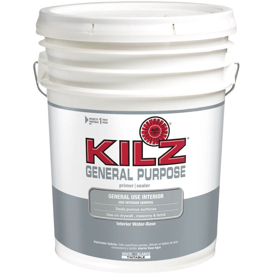 Kilz 57000 Kilz 5 Gal General Purpose Interior Water Base Primer At Sutherlands