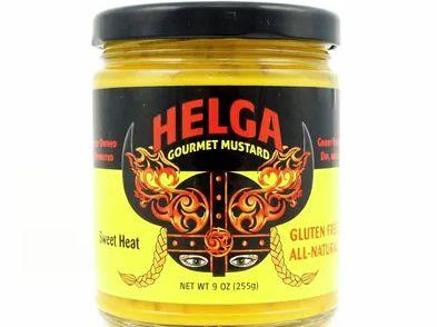 Helga's Mustard 2001