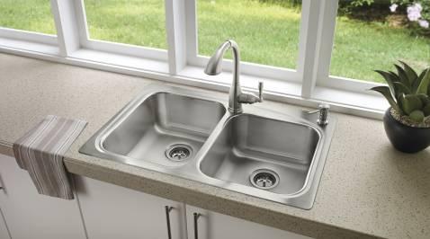 Marvelous Kitchen Sink Undermount Vs Drop In Perplexcitysentinel Com