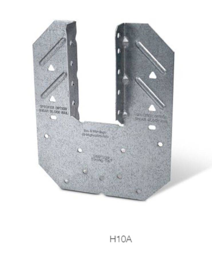 Simpson Strong-Tie H10A