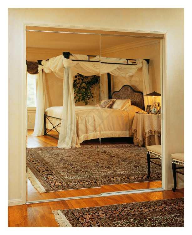 Home decor innovations closet doors home decor innovations 24 3863 accent mirror bifold door - Home decor innovations sliding mirror doors ...