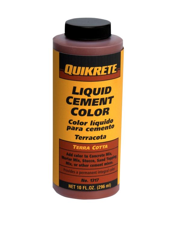 Quikrete 1317 04 cement color terra cotta 10 oz at sutherlands for Quikrete exterior stucco patch