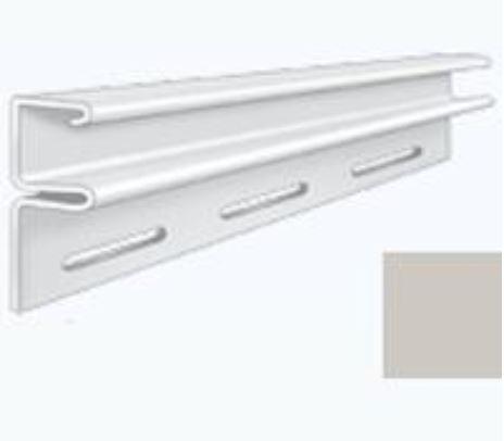 Crane Plastics Fc08 F Channel Driftwood Vinyl Siding At