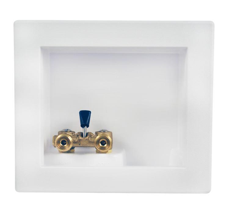 oatey single lever washing machine valve