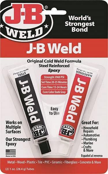 J-B Weld 8265S