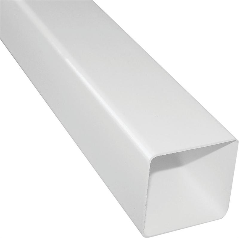 Genova Rw200 10 Foot X 2 1 2 X 2 1 2 Inch White Vinyl