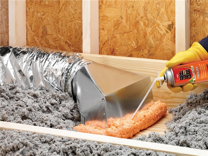 12-Ounce Fireblock Insulating Foam Sealant