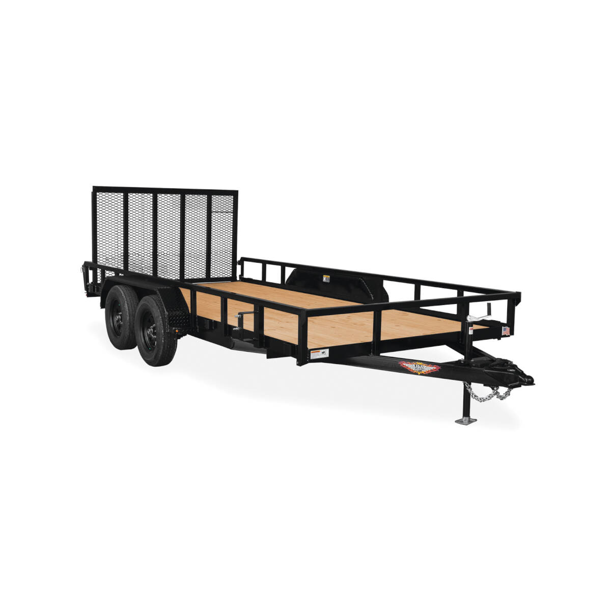 H&H Trailers H6612RS-030
