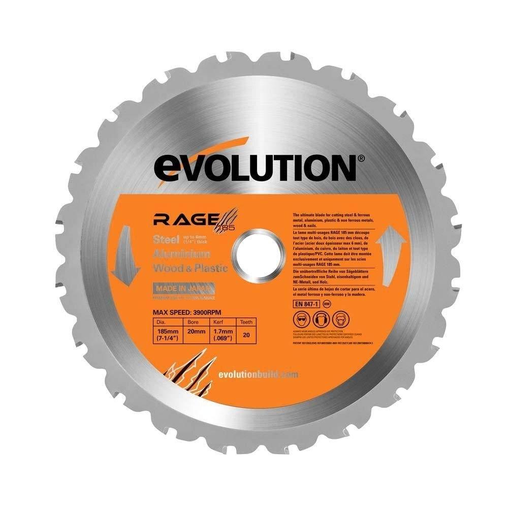 Evolution Power Tools RAGEBLADE