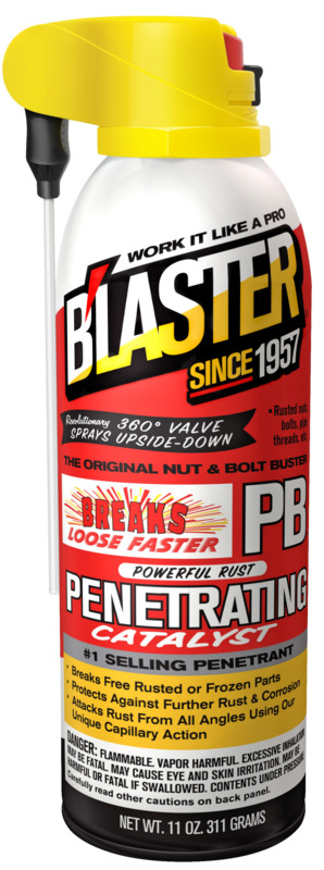 Blaster 16-PB-DS