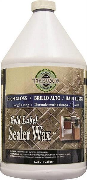Trewax Gold Label Sealer Wax Pensandpieces