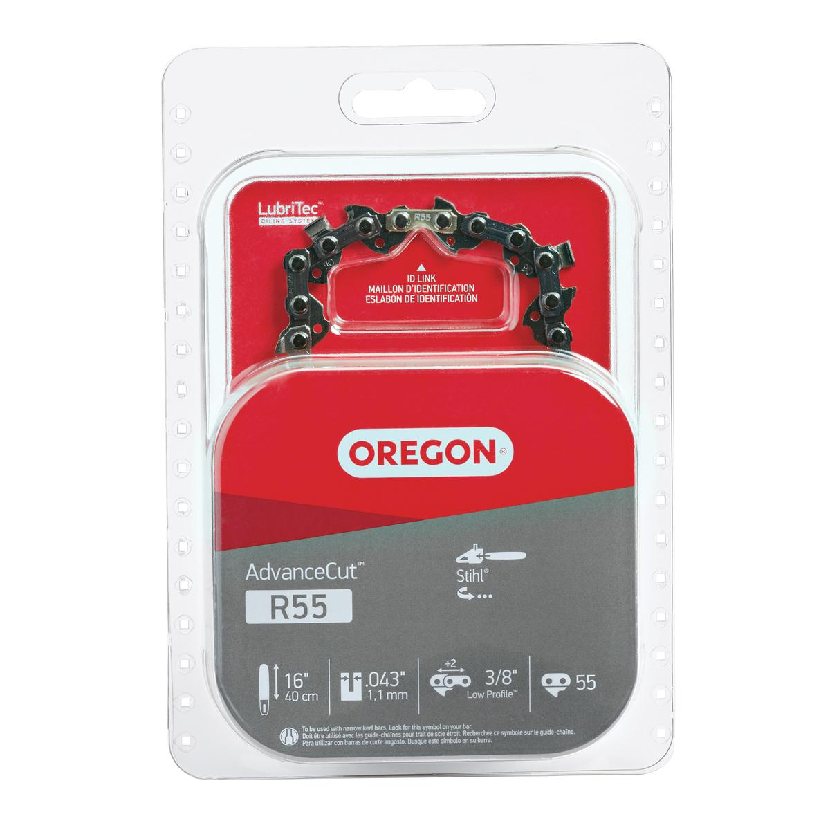Oregon R55