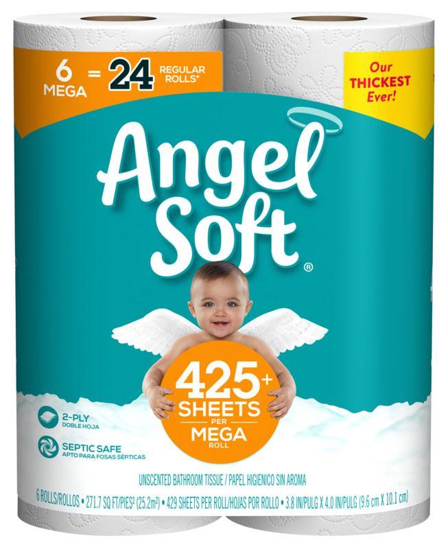 Angel Soft 79256