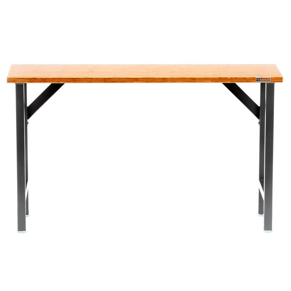 Gladiator Gawb66bawg 66 1 2 Inch Bamboo Top Workbench At Sutherlands Filter Air Inline Carbon St 100 Grade A