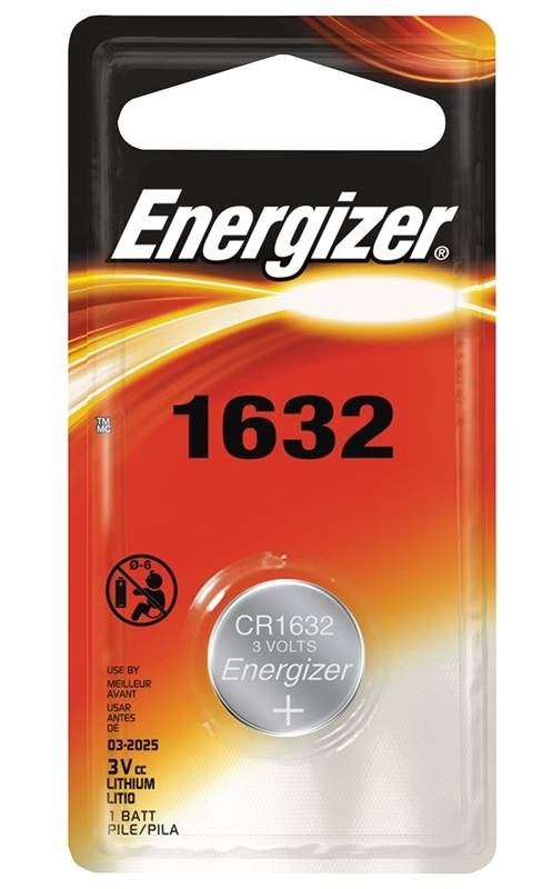 Energizer Battery ECR1632BP