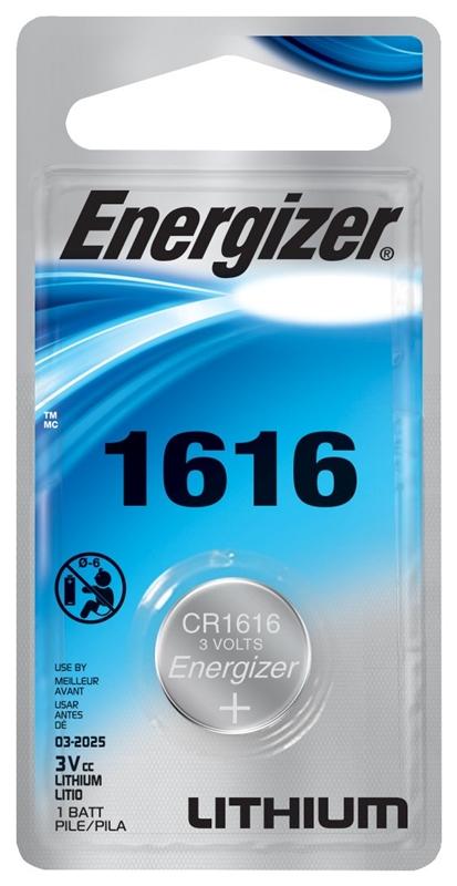Energizer Battery ECR1616BP