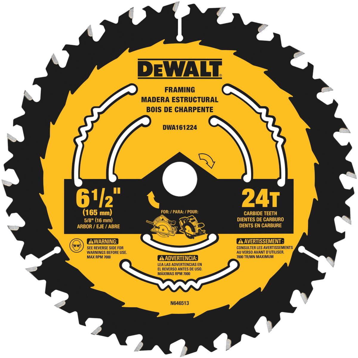 DeWALT DWA1612CMB