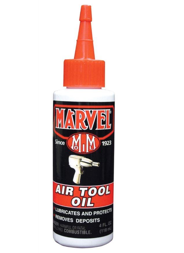 4-Ounce Air Tool Oil