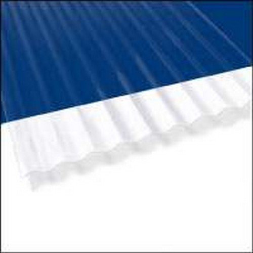 Parlor Translucent Corrugated Roofing Panel 26 In X8 Ft