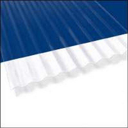 Palram Americas 100423 Parlor Translucent Corrugated
