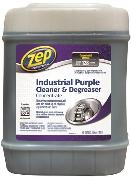 Zep Zu08565g Zep Industrial Purple Cleaner Amp Degreaser