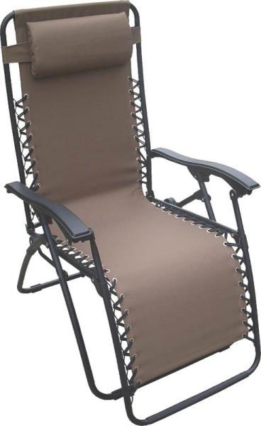Seasonal Trends 2710036 Oxford Collection Relaxer Chair At