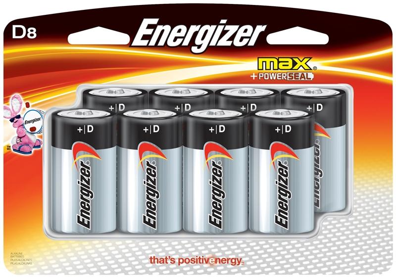 Energizer Battery E95BP-8H