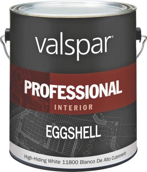 valspar 11800 professional interior latex paint eggshell. Black Bedroom Furniture Sets. Home Design Ideas
