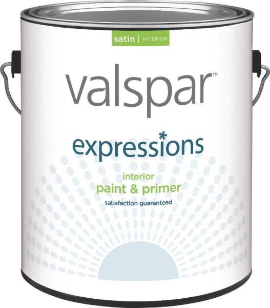 Expressions Latex Paint Satin Tint Base Gallon