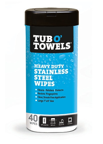 Tub O' Towels TW40-SS