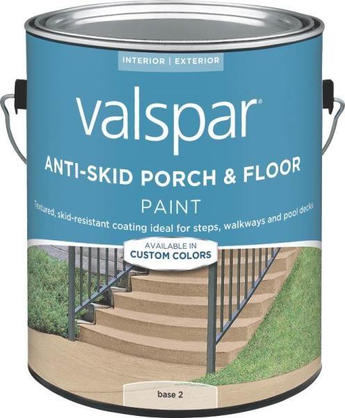 Valspar 024 0082032 007 Anti Skid Enamel Porch And Floor