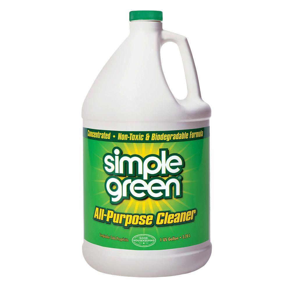 sunshine makers 13005 1 gal simple green all purpose cleaner refill