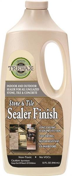 Beaumont Products 887142027 Trewax Stone Amp Tile Sealer