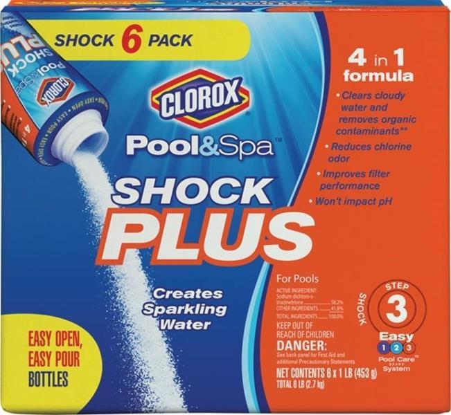 Clorox Pool & Spa Shock Plus